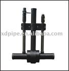 one-purge Ball valves (HDPE FITTINGS)