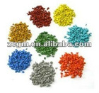 Colored rubber EPDM Granules