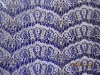 100% nylon ladies' top lace fabric