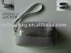 new style metal mesh camera bag