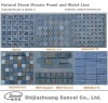 Mesh Backed Stone Mosaic Tile and Mosaic Stone factory