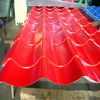 HOT colored steel wall and roof sheet for prefabricated house/shed/exhibition house