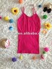 women sun-top, 95% chinlon tank tops, seamless sun-tops 1050