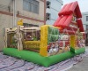 Inflatable bouny castle/fancy house