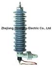 high voltage of polymer metal oxide lighting arrester