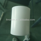 round plastic capacitor shell 85 degree UL material