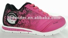 red fashion kid sport shoes
