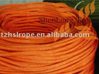 parachute rope made with dyneema/polyester/kevlar fiber