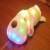 plush dog luminous toy for Halloween