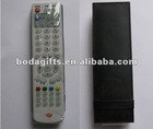 TV remote holder for hotel