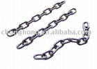 Galvanized Steel Link Chain .