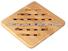 Natural Bamboo Pad