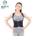 Adjustable Lower Back Brace Support Belt with suspenders