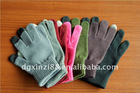 hotsale touch screen glove for iPone, Tablet PC wholesale