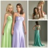 Hot Selling Back Open Beads Halter Dresses Cheap Evening Gown 2013