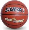 PU leather + foam basketball