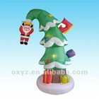 christmas decoration xmas tree inflatable