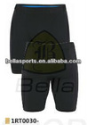 2012 black active Training Rugby sports short/pants in polyester fabric