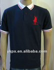 Embroidery logo Men's Polo Shirt(OEM service)