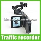 "2.5"" Color Car Vehicle Monitor Camera Auto Traffic Recorder HD DVR Camcorder DV"