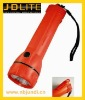 Plastic flashlight,led torch with LED/Krypton bulb