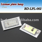 LED License Plate Lamp for BMW E46 2D(98-03)