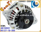 Wind-power Generator JFZ1621(12V 50A/65A,22751,AB150021,1-3038-01MD) Of Kia(kk137-18-300,kk339-18-300)