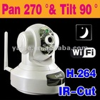 EasyN IR-Cut Wireless Wired mini WiFi IP Camera IPCAM26