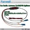 car radio amplifier of Fakra connector