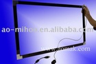 """57"""" IR Touch Screen; Multi Touch Screen Frame; 57 Inch USB Infrared Touch Screen Open Frame"""