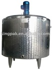 Aging Tank (Cooling and heating tank, Open type Mixing Tank)