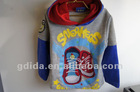 2012 Casual design sweater for kids casual style