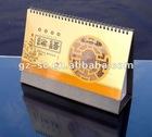 2012 customized table calendar or desk calendar