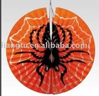 hallowmas lantern,paper lantern,hallowmas decoration,decoration lantern,Jack-O-Lantern