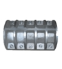 JQ shell case shaft coupling