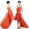 2011 new Popular high-end bridal gown trailing wedding dress party dress B5001