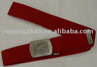 Tiande canvas belts/webbing belt/cotton belt/fashion belt/fabric belt-TD