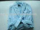 100%polyester Microfiber women robes