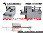 Paper Core Loader/Small Rewinder/Paper Core Cutter