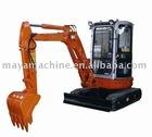 BH28/BH35/BH55 Mini Crawler Excavator