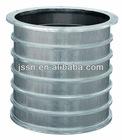 UV100 0.15mm wedge wire bar basket for paper machine
