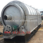 2100 USD high daily profit JZA waste tyre pyrolysis oil machine