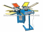 SPM Manual Textile Screen Printer