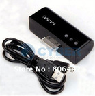 Mini External Backup Battery Charger for iPhone/iPod