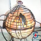 crystal salt lamp