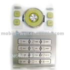 mobile phone keypad for S500 Silver