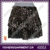 Fashion and beautiful dance skirt for party girls with attractive design