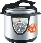 stainless steel electrical pressure cooker