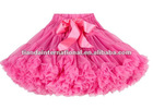 Bright Pink Soda Baby Tutu