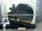 Shanxi Black Tombstone, Black Granite Tombstone